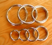 Basic Stainless Steel Wire Rings